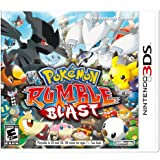 Jogo Pokémon Rumble Blast Nintendo 3DS