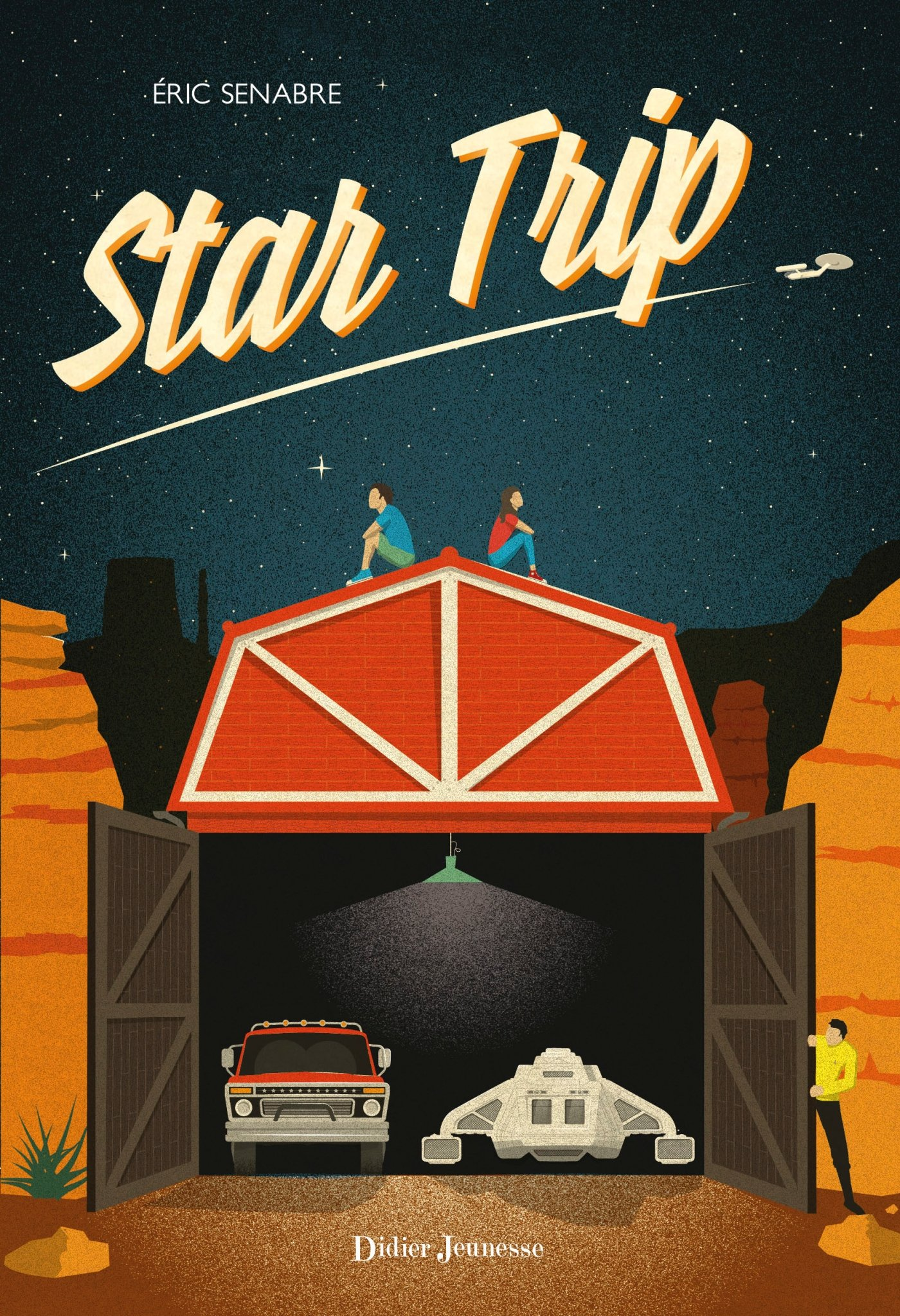 Couverture de Star Trip
