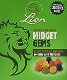 Lion Midget Gems  - 2 Kilogram Box