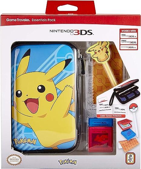 Bigben Interactive - Essential Pack Pokemon RUBY (Nintendo 3DS XL ...