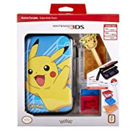 Nintendo 3DS / 3DS XL / new 3DS XL - Essential Pack Pokémon (farbig sortiert)