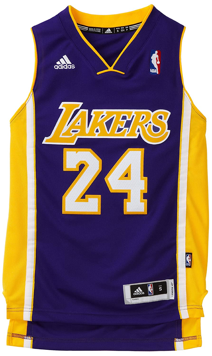 rmnpxv Amazon.com : Adidas Los Angeles Lakers #24 Kobe Bryant Purple