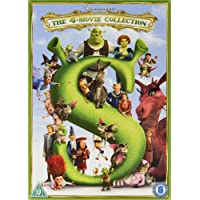 Shrek - 4 Movie Complete Collection [DVD] [2015]