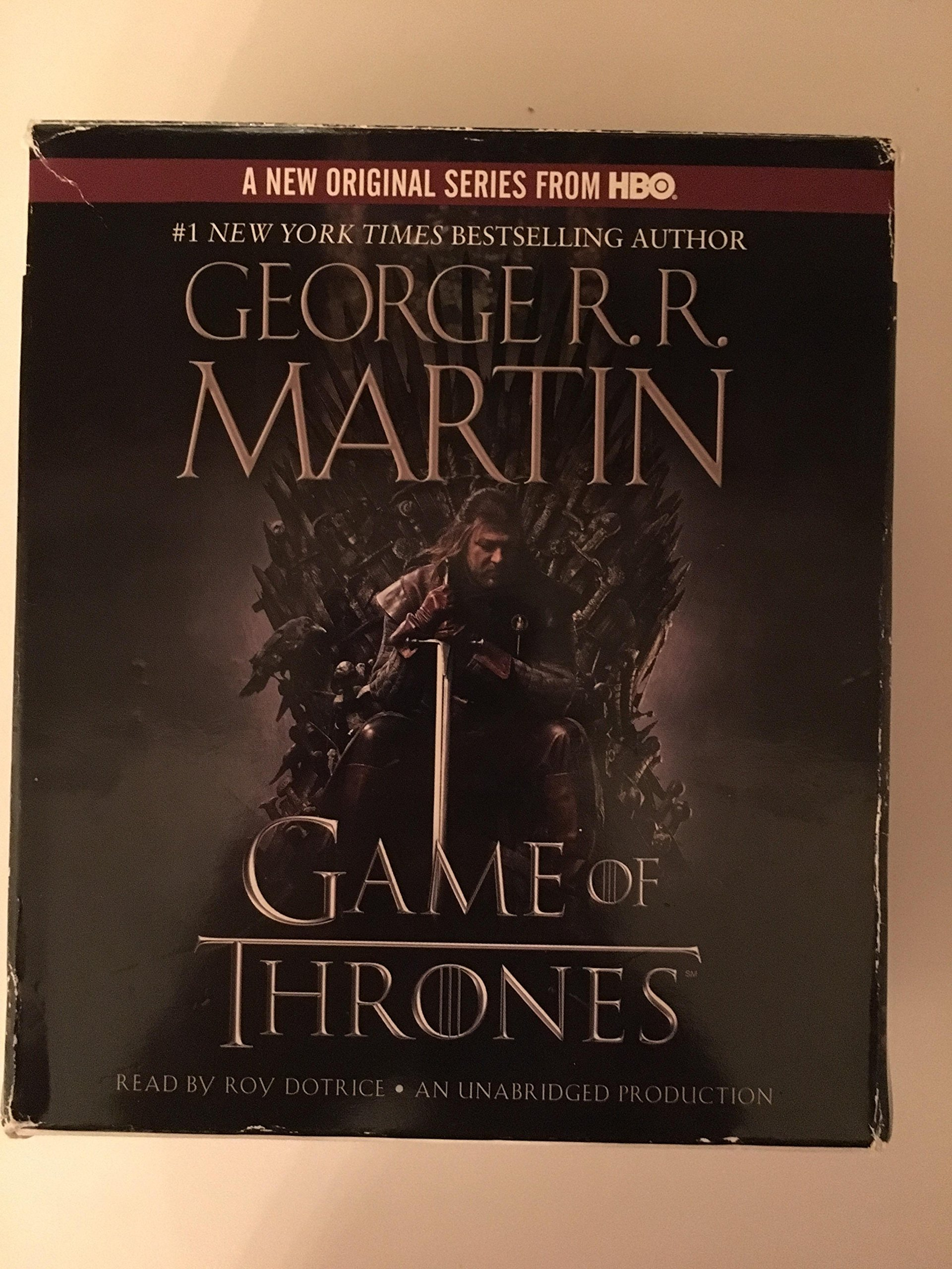 thrones book of audiobook game