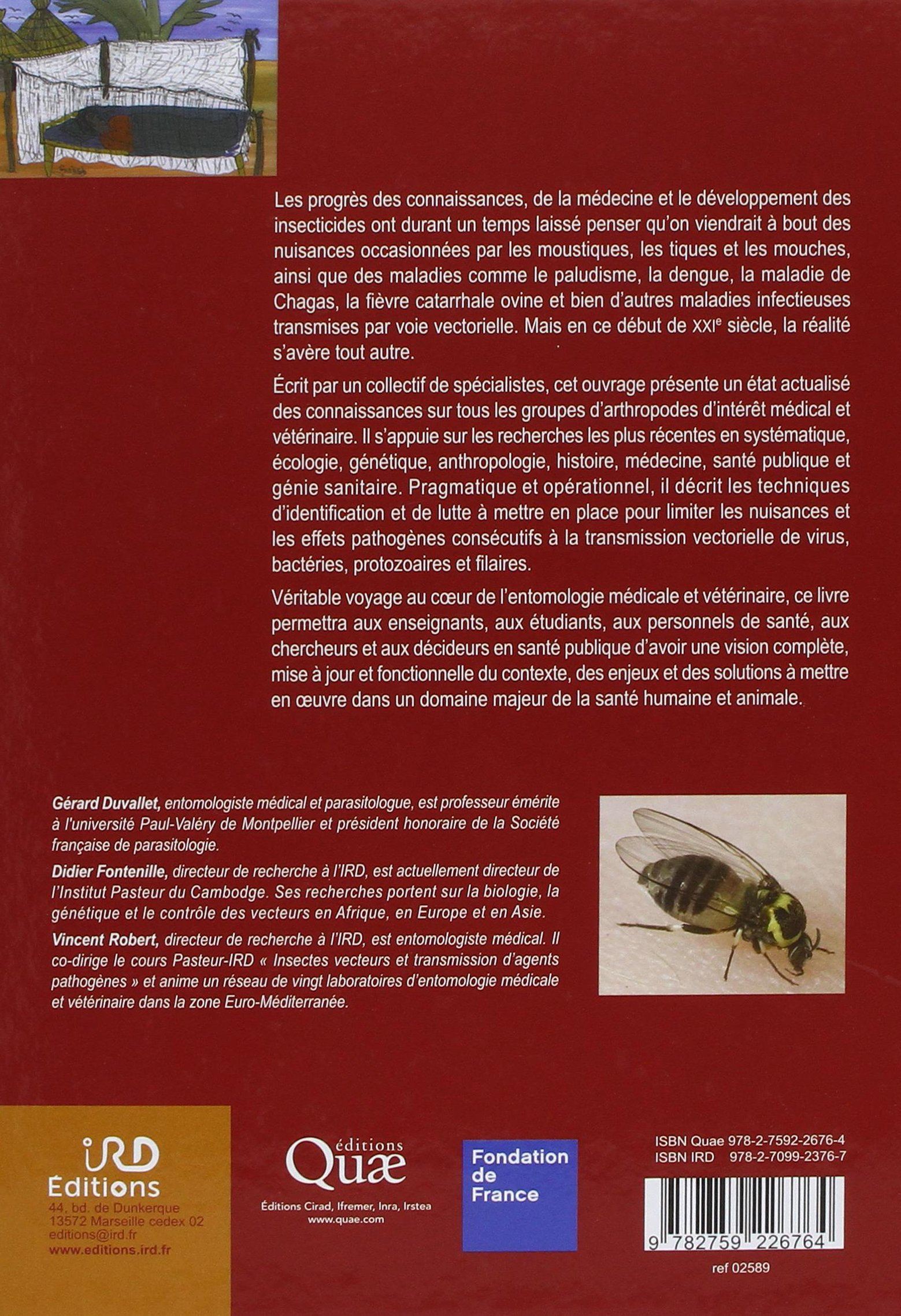 entomologie medicale et veterinaire
