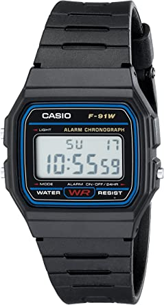 Casio F91W-1 - Reloj para Hombres
