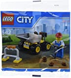 LEGO City Mini Dumper and Construction Minifigure 30348 (Bagged) by LEGO