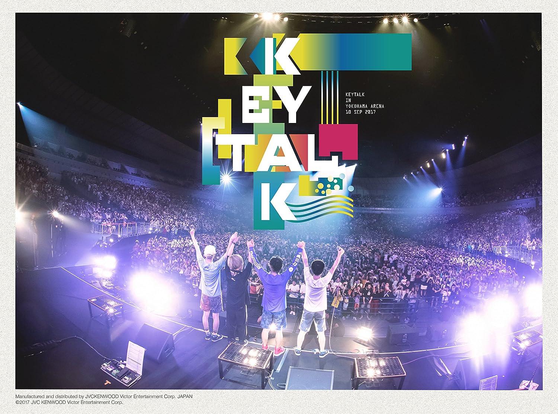 横浜アリーナ ワンマンライブ 俺ら出会って10年目~shall we dance?~(DVD完全限定生産盤)KEYTALK (出演)