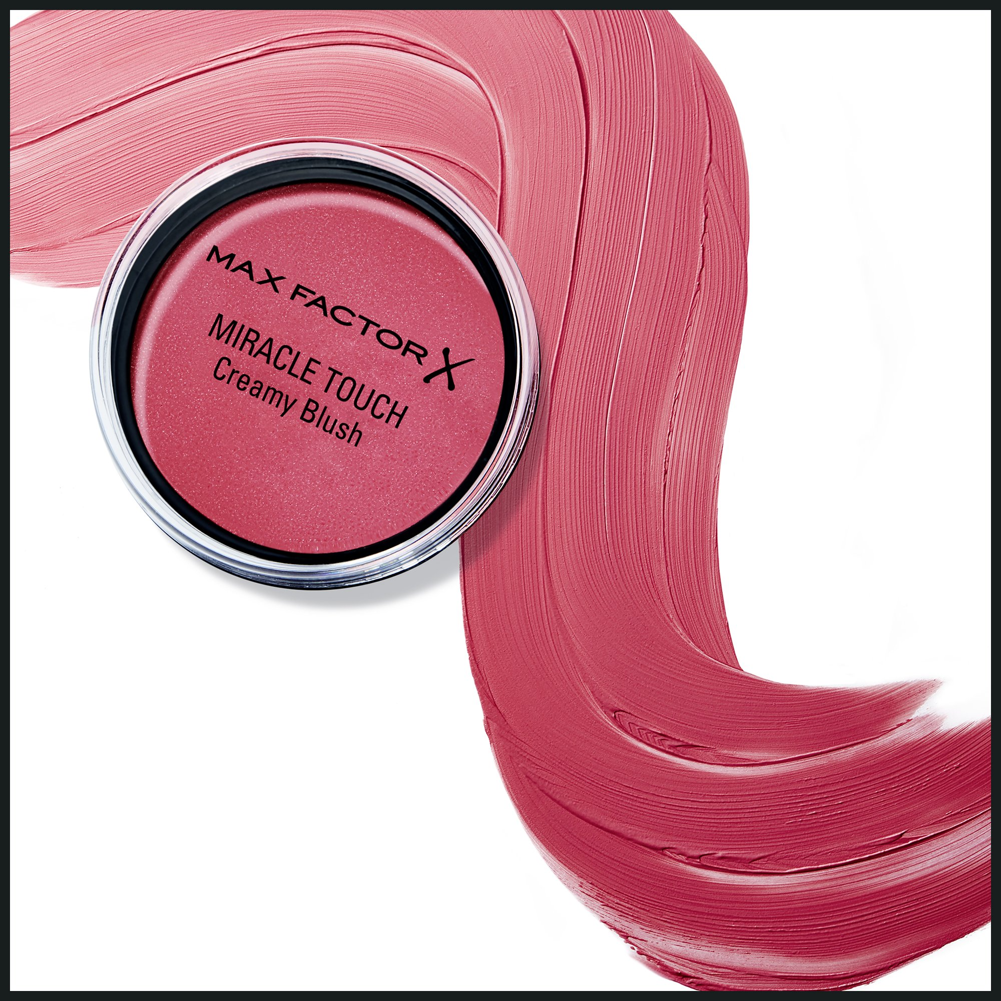 Miracle Touch Creamy Blush No. 14 Soft Pink by Max Factor for Women - 11.5 gram Blush by Max Factor (Image #4)