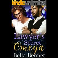Lawyer's Secret Omega: Mpreg Non-Shifter M/M Omegaverse (Dewey Cheetum & Howe Law Book 1)