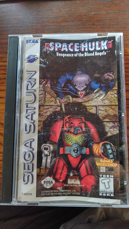 Amazon com: Space Hulk - Sega Saturn: Video Games