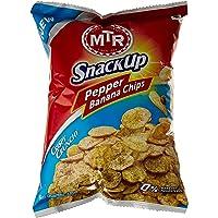 MTR SnackUp Banana Chips Pepper, 180g