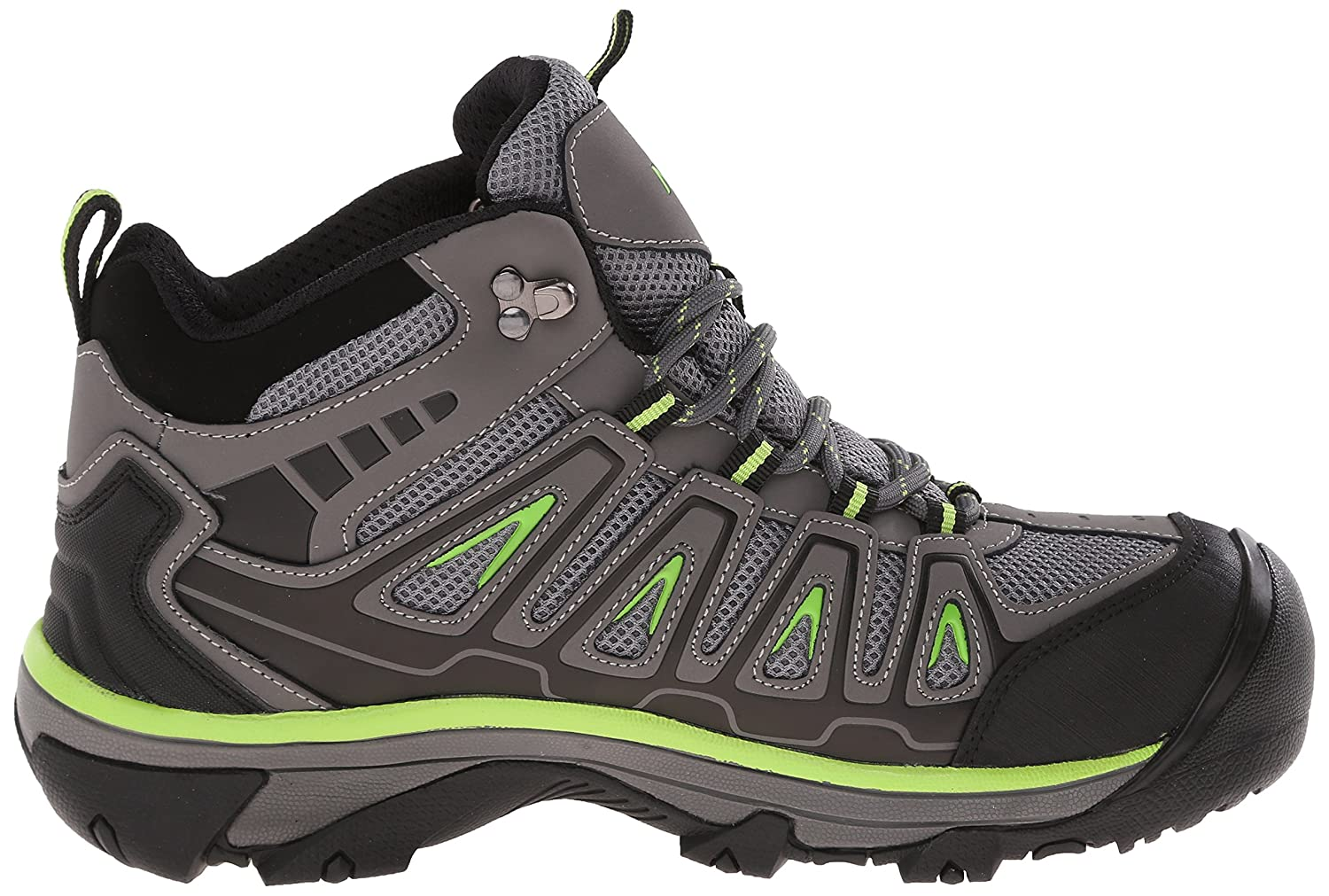 Amazon.com | Nautilus 2202 Light Weight Mid Waterproof Safety Toe EH Hiking Shoe | Boots
