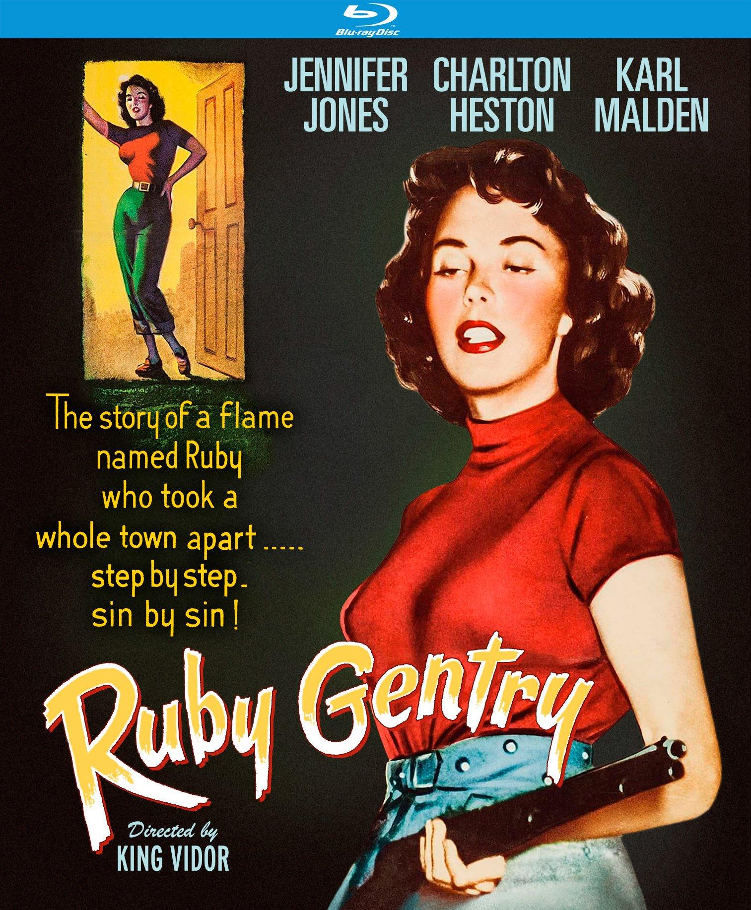 Blu-ray : Ruby Gentry (Blu-ray)