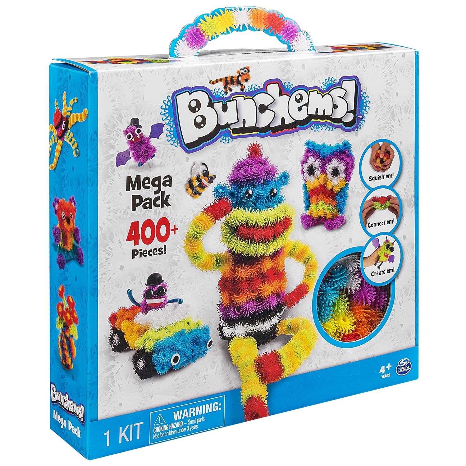 bunchems 6026102 alive mega pack cluster balls together amazon