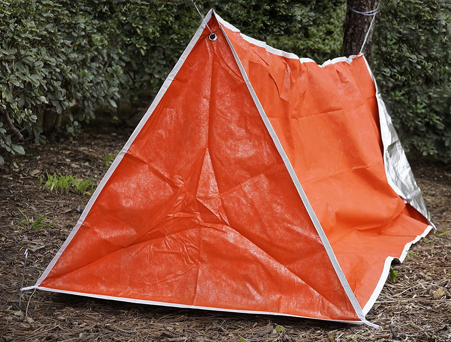 SE ET3683 Emergency Outdoor Tube Tent with Steel Tent Pegs Amazon.co.uk DIY u0026 Tools & SE ET3683 Emergency Outdoor Tube Tent with Steel Tent Pegs: Amazon ...