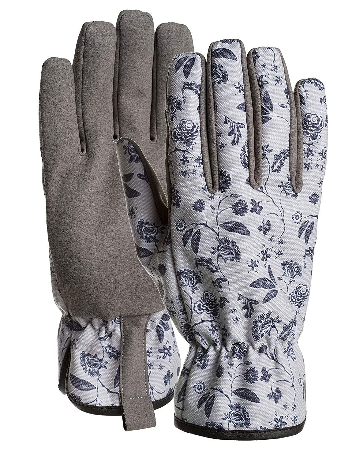 KAYGO Women Garden Work Gloves, KG128SG, for Every Beautiful Women and Her Lovely Garden (Large)