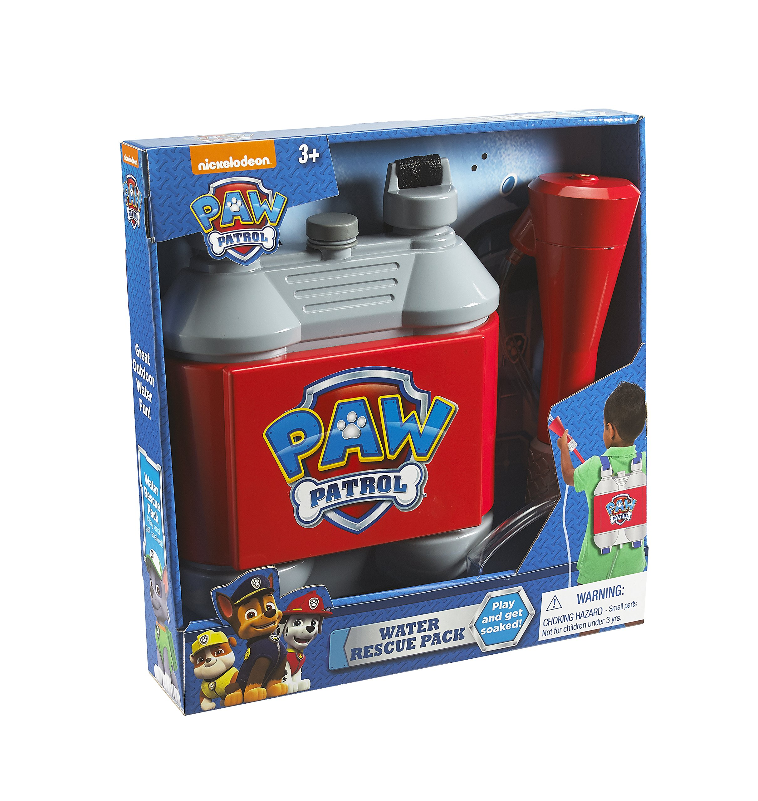 Little Kids 838 Paw Patrol Water Rescue Pack Toy by Nickelodeon