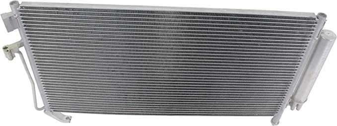 Kool Vue AC Condenser For 2003-2007 Nissan Murano Parallel Flow