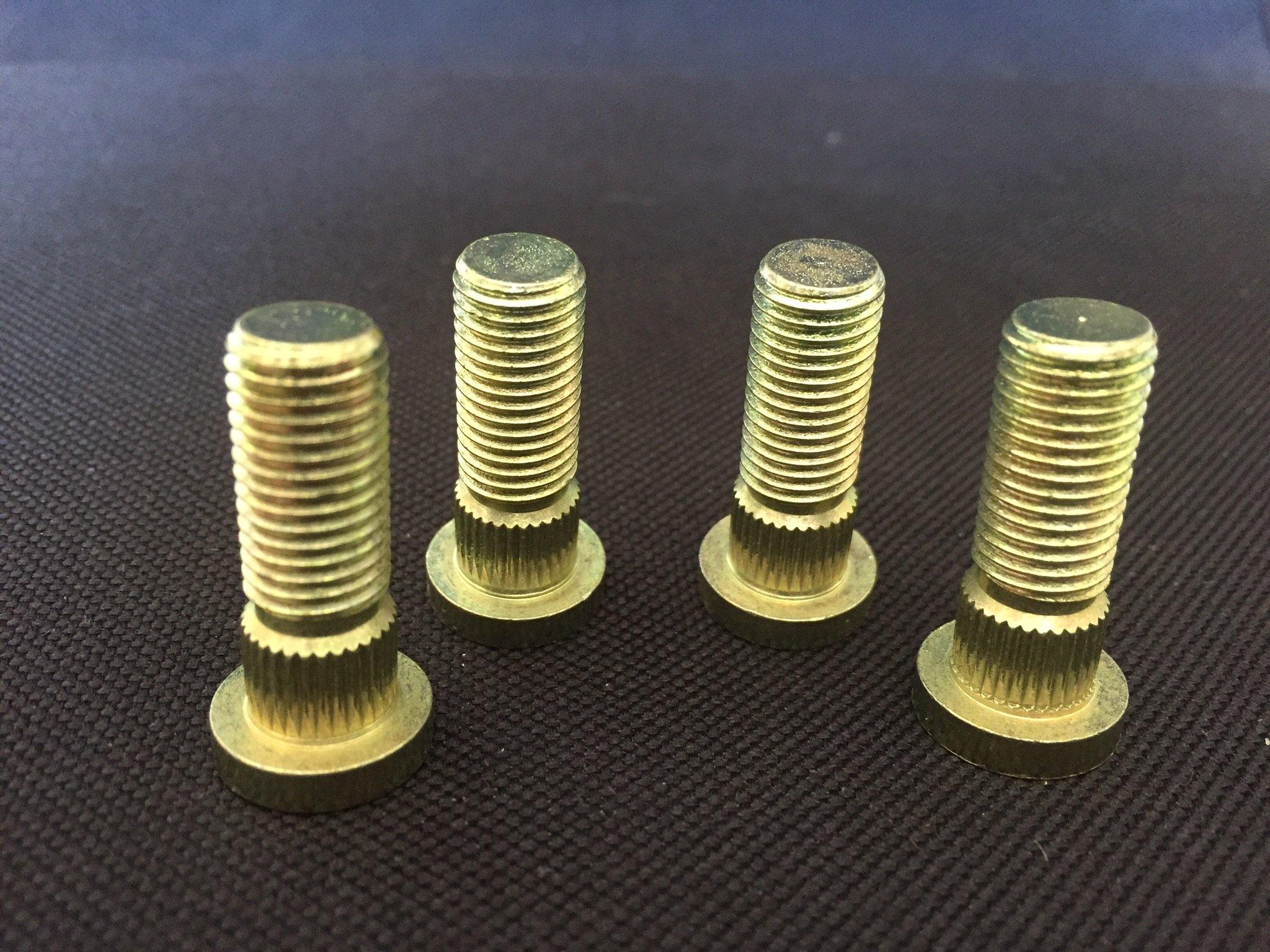 Wheel Studs for Suzuki ATV LTZ400 Z400 LTR450 .421/10.7mm Spline 100% U.S Made