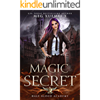 Half-Blood Academy 2: Magic Secret: an academy reverse harem fantasy romance