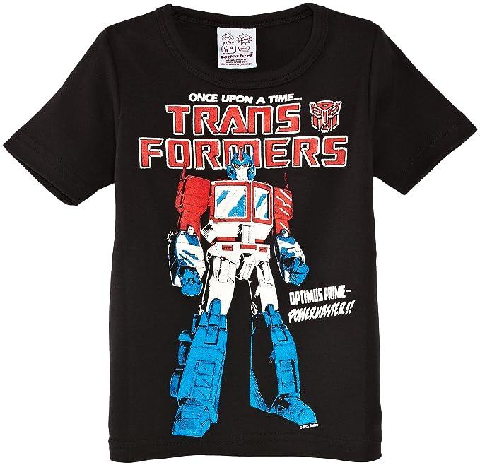 Logoshirt - Camiseta de Transformers para niño, Talla 1-3 años (92/