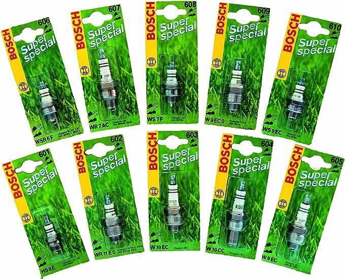 Bosch 0241236834 Spark Plug Set Auto