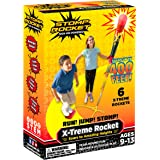 Stomp Rocket The Original X-Treme Rocket - Outdoor Rocket Toy Gift for Boys and Girls - Ages 9 Years Up (X-Treme Rocket)