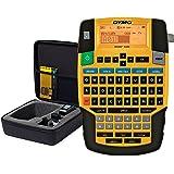 DYMO RHINO 4200 Transfert thermique imprimante pour étiquettes - imprimantes pour étiquettes (Transfert thermique, LCD, 1,9 cm, Code 128 (A/B/C),Code 39, Noir, Jaune, QWERTZ)