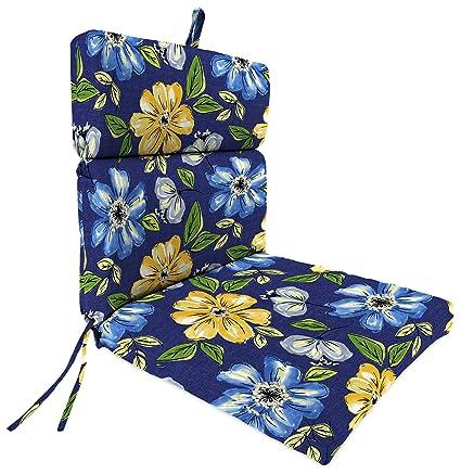 Amazon Com Jordan Manufacturing Universal Chair Cushion In Janice