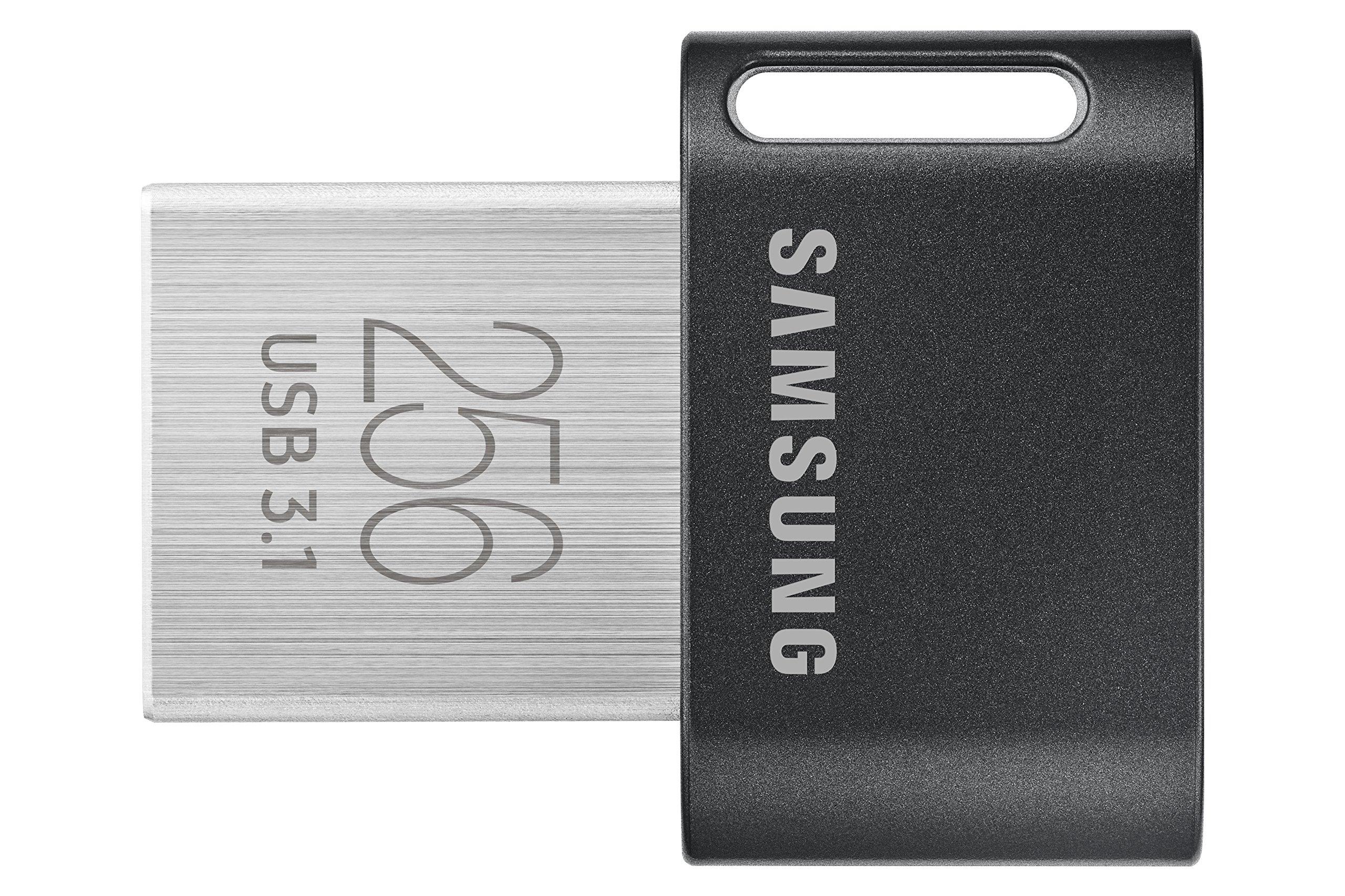 Samsung MUF-256AB/AM FIT Plus 256GB - 300MB/s USB 3.1 Flash Drive by Samsung