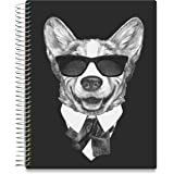 Tools4Wisdom Daily Planner 2020-2021 - Hardcover with 8.5x11 Colorful Interior - Vertical Weekly Layout - Monthly…