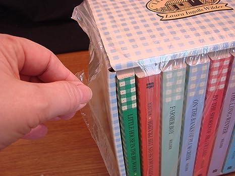 Amazon com : Little House on the Prairie Book Set - Laura