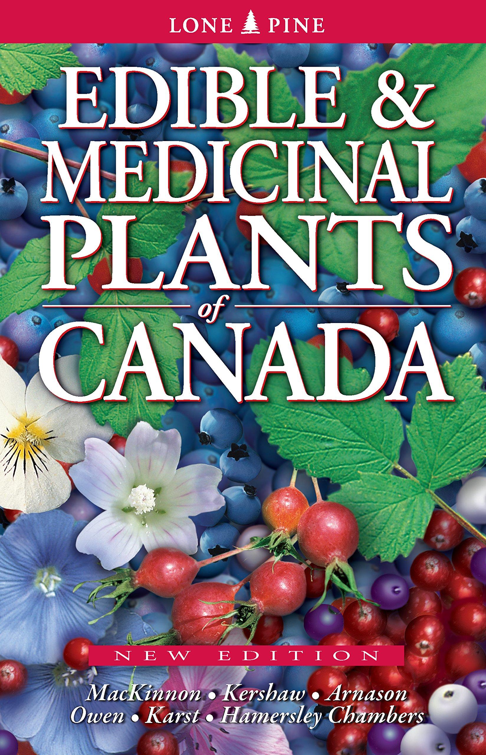 Read Online Edible and Medicinal Plants of Canada ebook