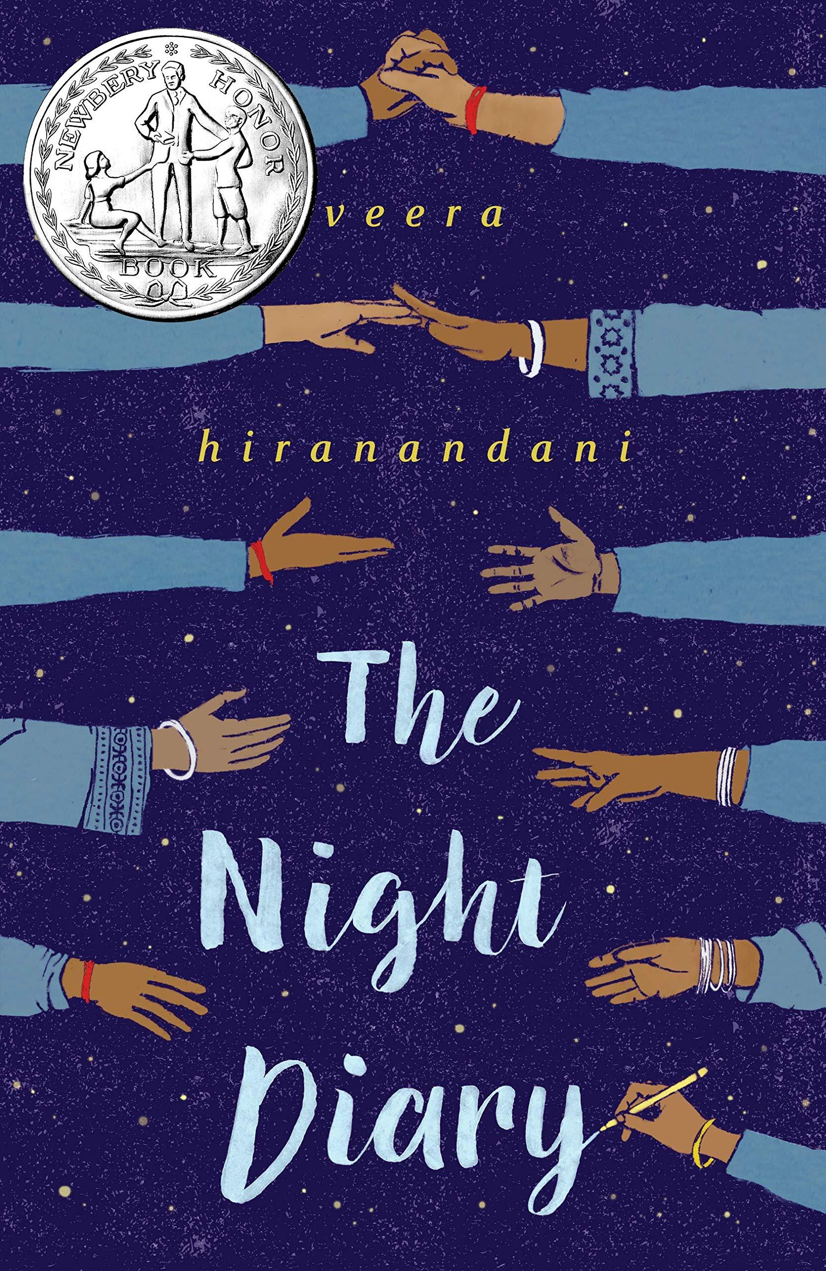 The Night Diary: Hiranandani, Veera: 9780735228511: Amazon.com: Books