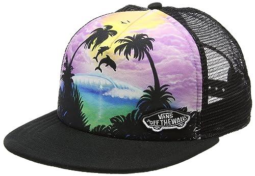 Vans Beach Girl Trucker Hat, Berretto da Baseball Donna