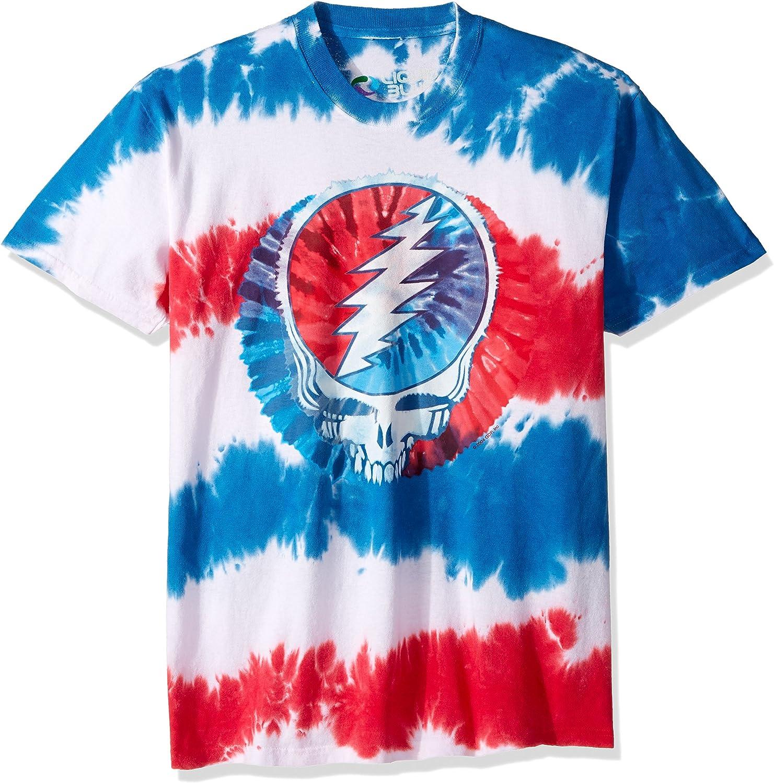 Liquid Blue - Camiseta de manga corta para hombre, color azul ...