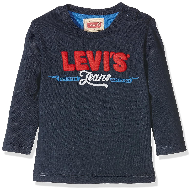 Levi's Baby Boys' Karl Polo Shirt Bleu (Dress Blue) 3-6 Months Levi' s NI10034