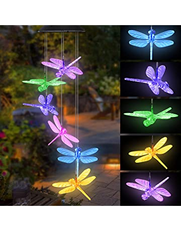 two Colors For Chose Home Decor H&d New Creative Handmade Metal Butterfly Wind Chime Bell Garden Living Decor Ornament Baby Craft Gifts