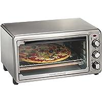 Hamilton Beach 31411 Toaster Oven, Stainless Steel