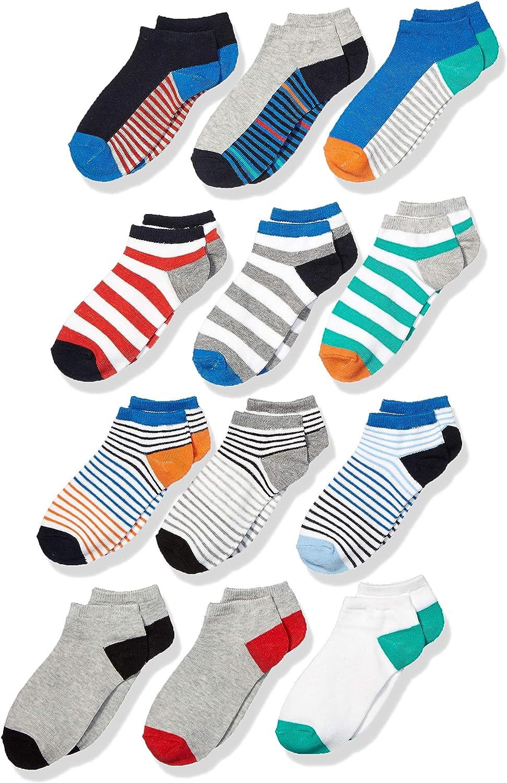 Spotted Zebra 12-Pack Low-Cut Socks