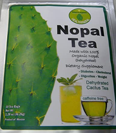 nopal tea fogynia