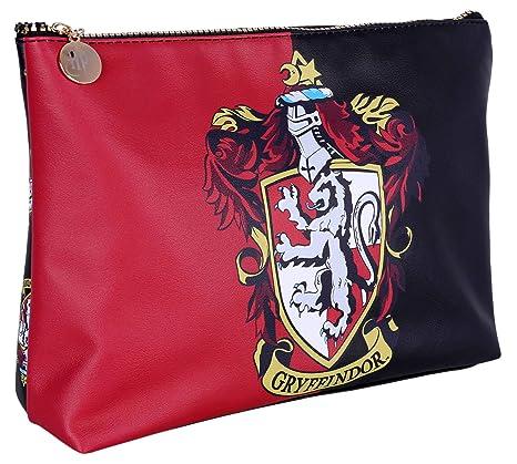 Bolsa de Aseo roja Gryffindor HARRY POTTER: Amazon.es: Equipaje