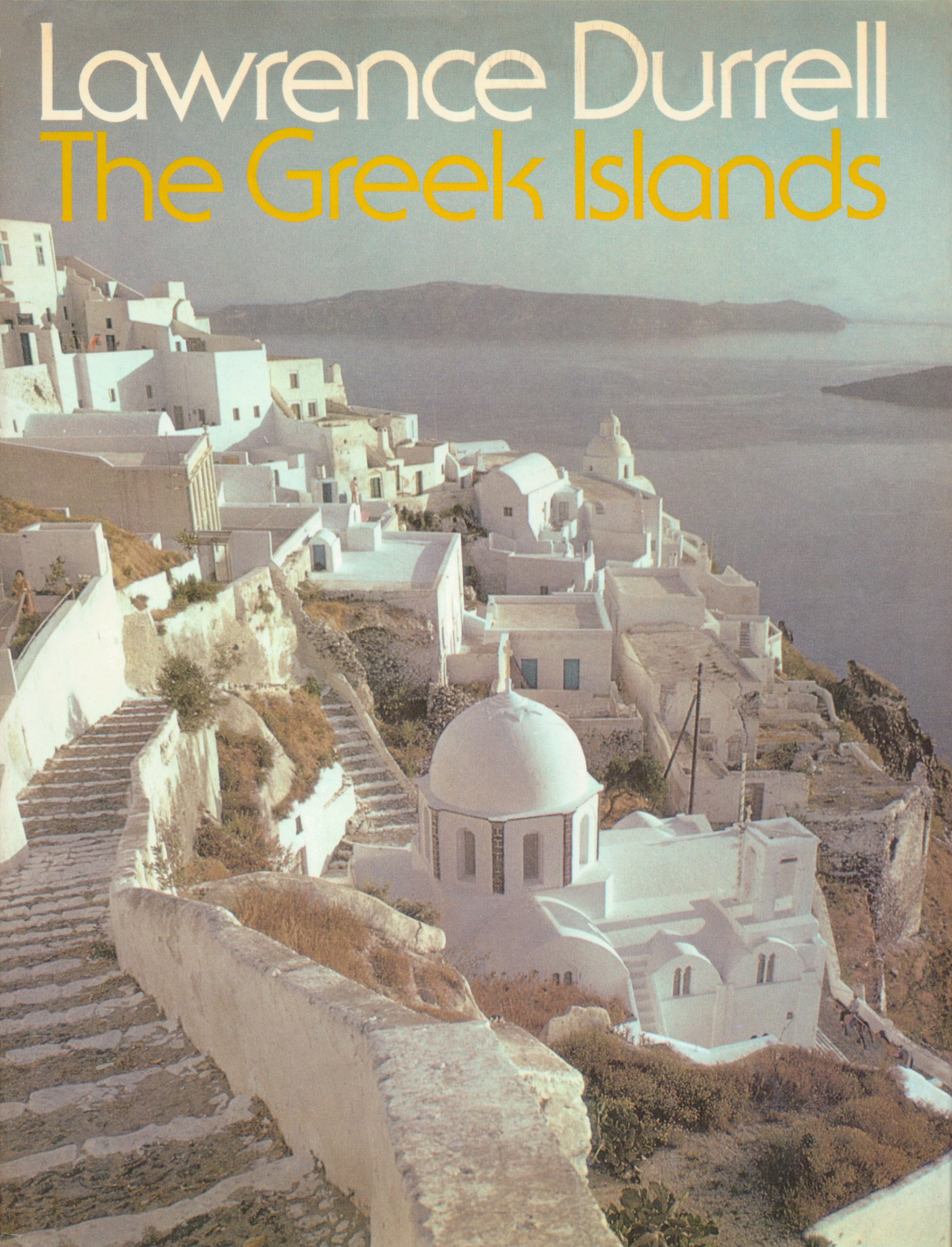 The Greek Islands (A Studio Book), Lawrence Durrell