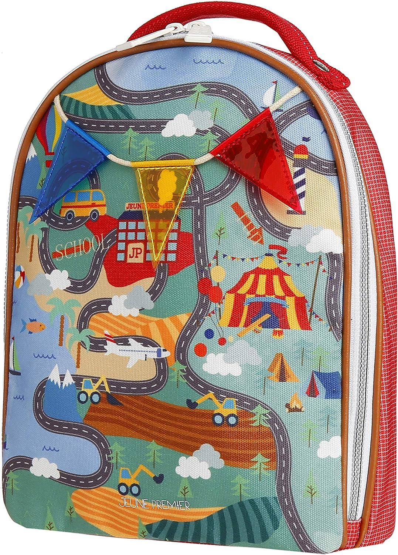 Multi Colour Jeune Premier Ra018130 Backpack Ralphie Roadmap