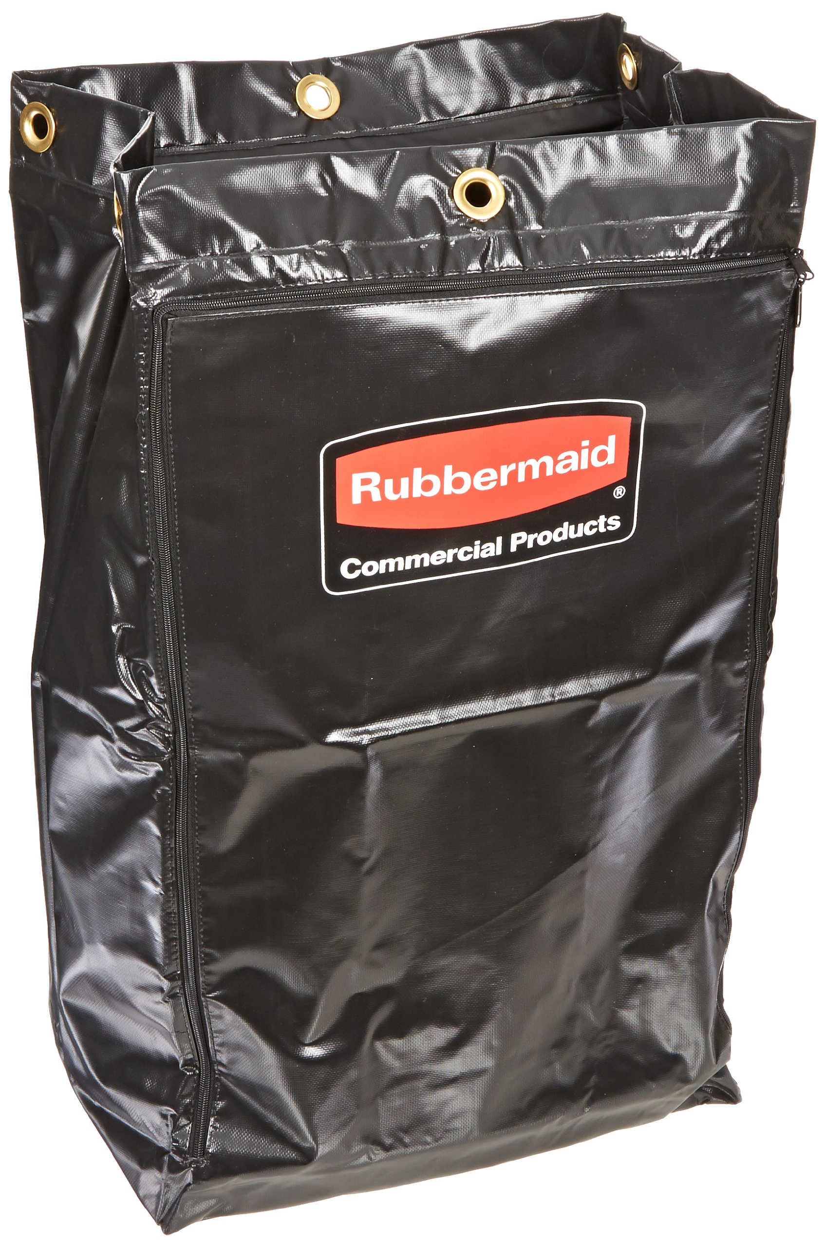 Rubbermaid Commercial 1861442 Executive Series Vinyl Replacement Bag for Cleaning Cart by Rubbermaid Commercial Products