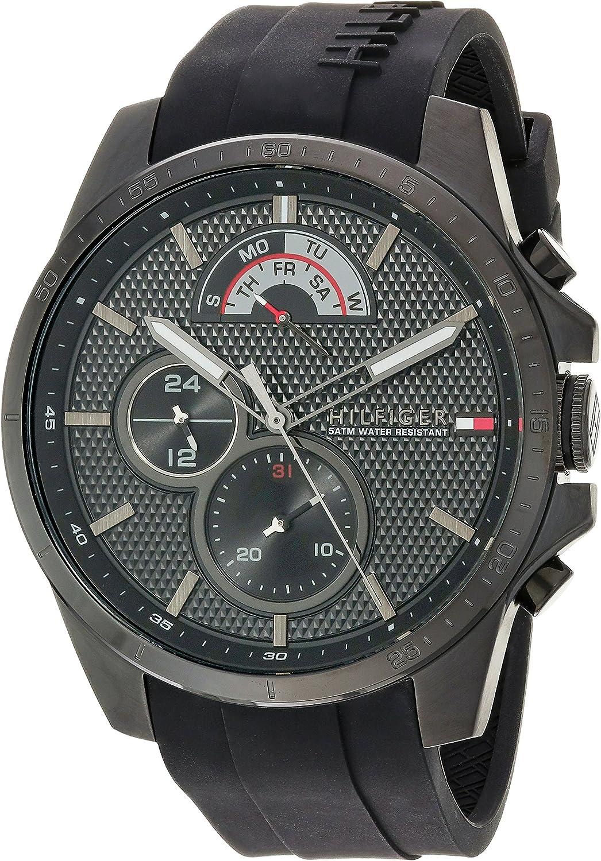 Tommy Hilfiger De los hombres Watch Decker Reloj 1791352
