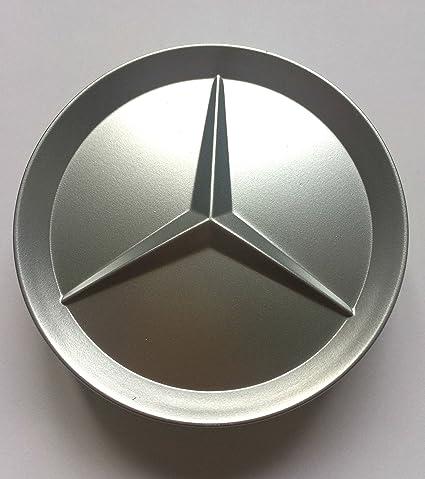 Tapacubos para Mercedes Benz, 4 unidades de 64 mm