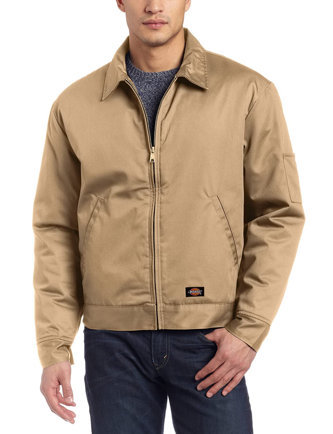 Dickies Men's Big-Tall Lined Eisenhower Jacket Dickies Men' s Sportswear TJ15
