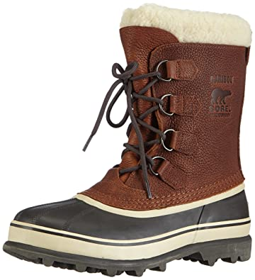 ce17238aa933 Amazon.com | Sorel Men's Caribou Wool Boot | Snow Boots